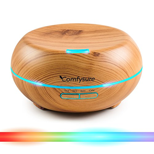 300ml Essential Oil Diffuser For Aromatherapy Amp Ultrasonic
