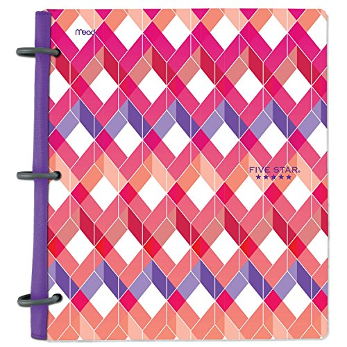Five Star Flex Hybrid Notebinder, 1-1/2 Inch Binder