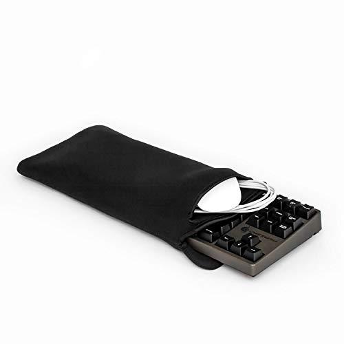 GRIFITI Fat Wrist Pad 14 x 2 75 x 0 75 Inch Black is a