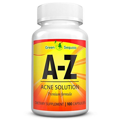 Vitamin Supplements Acne Skin