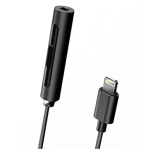 Blucoil AQUA Portable Battery-Free Lightning Headphone