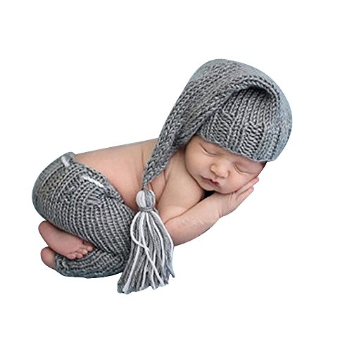 BabyPrem Baby Childs Infants Clothes Boys Soft Cotton Knotted Hats NB 6 12 mth