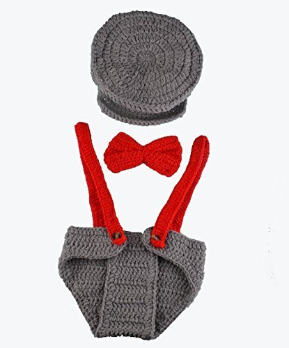 2f2117775 Newborn Baby Boys Girls Handmade Crochet Knitted Photography Props Outfit.  0. 1. 100% brand new and high quality. Perfect for memorable photography  shoots, ...