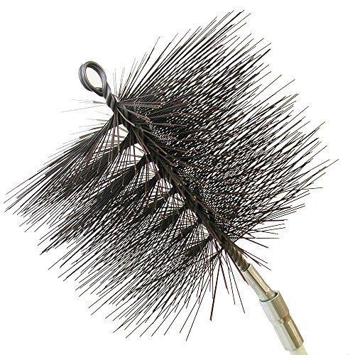 Rutland Products 16908 8 Inch Poly Chimney Cleaning Brush