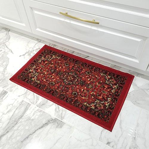 Ottomanson Otto Home Collection Traditional Floral Design