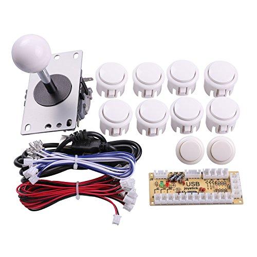 Easyget Zero Delay Pc Arcade Game Joystick Cabinet DIY Parts
